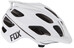 Fox Flux Helmet Men matte white